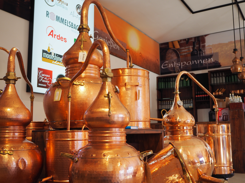 Alembik Destillen