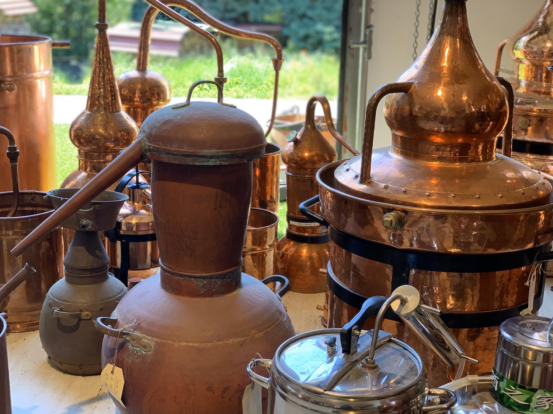 Schnäppchen und Sonderangebote bei Destillatio
